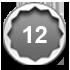 12-point striking, beryllium, flat handle hammer wrench