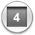 4-point socket steel icon